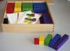 """Кубики Никитина """"Разноцветные постройки"""""""