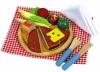 """Набор """"Накрываем на стол. Мясо с овощами"""" (дерев.)"""