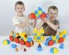 Набор Полидрон Магнитные блоки 3D (комплект на группу, 48 деталей)